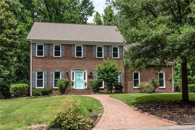 15110 Wyndham Oaks Drive, Charlotte, NC 28277 (#3397481) :: Odell Realty Group