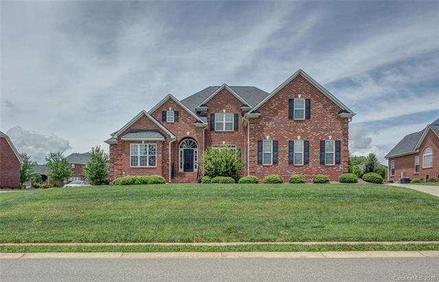 4625 Mcchesney Drive, Gastonia, NC 28056 (#3397518) :: Odell Realty Group