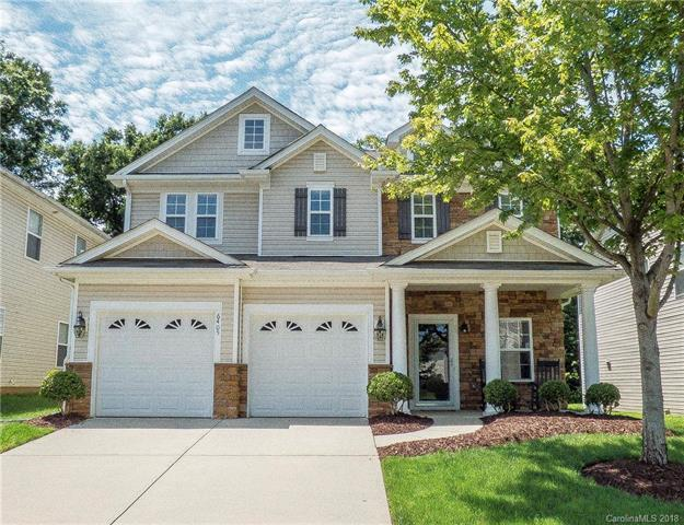 6405 Prosperity Commons Drive, Charlotte, NC 28269 (#3397580) :: Miller Realty Group