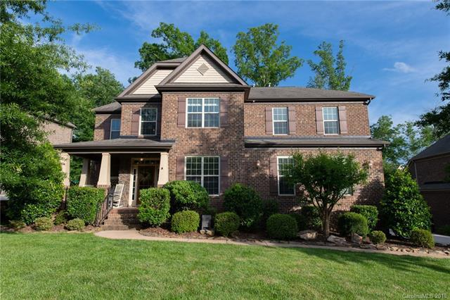 8921 Red Barone Place, Waxhaw, NC 28173 (#3397587) :: Odell Realty Group