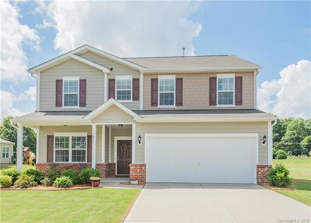 1016 Perennial Lane, Indian Trail, NC 28079 (#3397602) :: Odell Realty Group