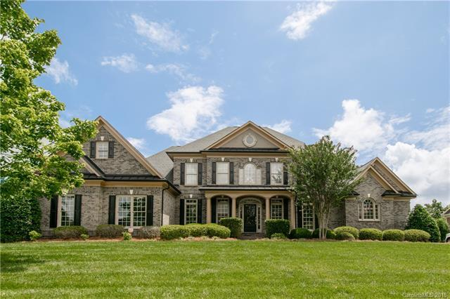 4010 Ainsdale Drive, Matthews, NC 28104 (#3397817) :: Odell Realty Group
