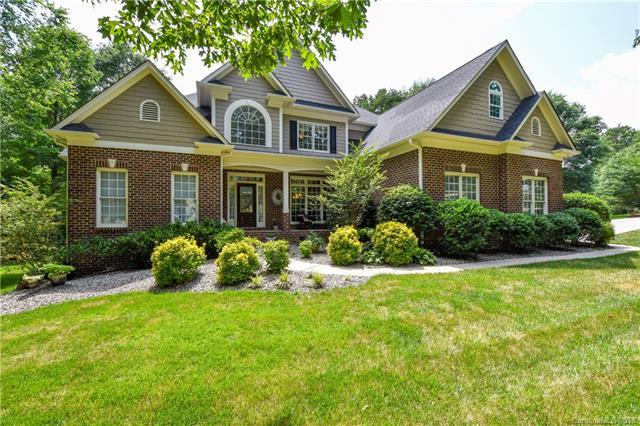 6128 Mcilwaine Road, Huntersville, NC 28078 (#3397927) :: Team Honeycutt