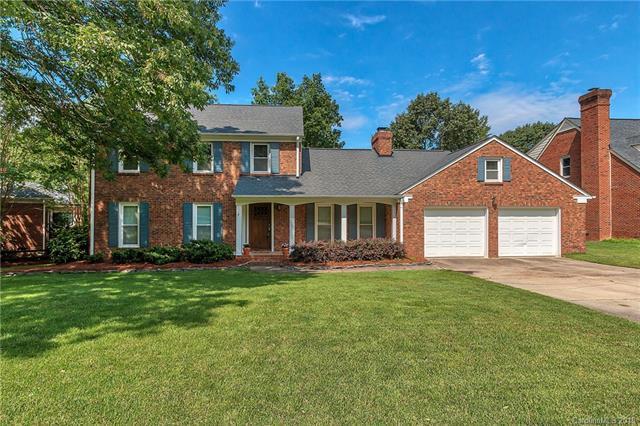 305 Port Royal Drive, Matthews, NC 28105 (#3397961) :: Stephen Cooley Real Estate Group