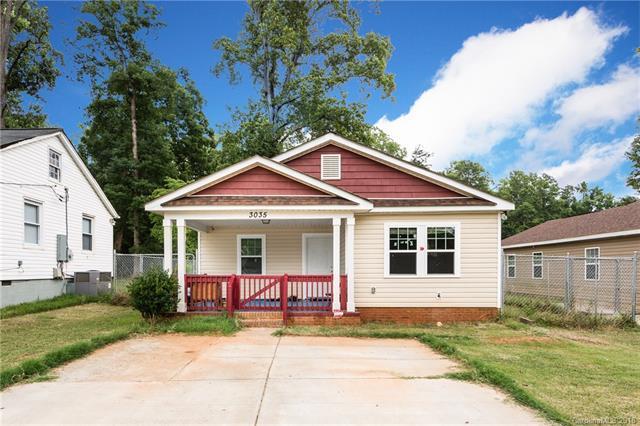 3035 Ridge Avenue, Charlotte, NC 28208 (#3398094) :: The Beth Smith Shuey Team