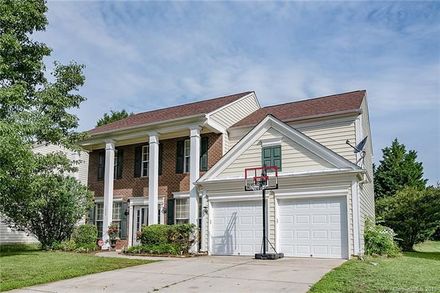 6058 Roseway Court, Harrisburg, NC 28075 (#3398208) :: High Performance Real Estate Advisors