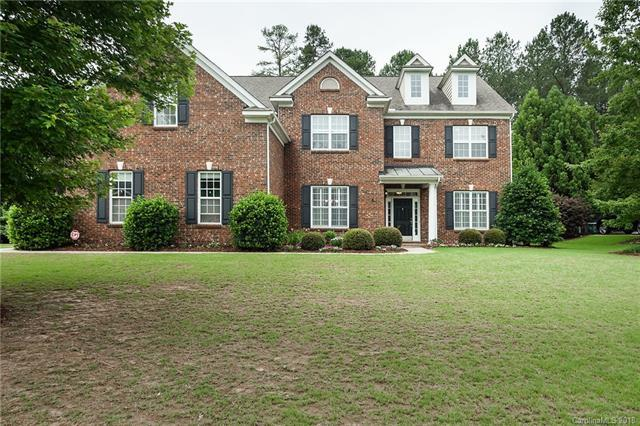 424 Ranelagh Drive, Waxhaw, NC 28173 (#3398370) :: Stephen Cooley Real Estate Group