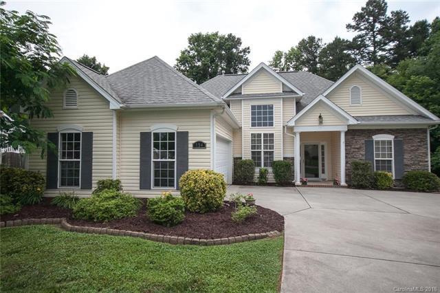 154 Alexis Lane #13, Troutman, NC 28166 (#3398392) :: LePage Johnson Realty Group, LLC