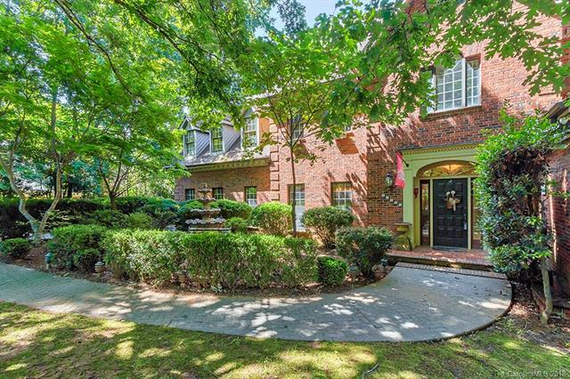 10121 Balmoral Circle, Charlotte, NC 28210 (#3398448) :: Stephen Cooley Real Estate Group