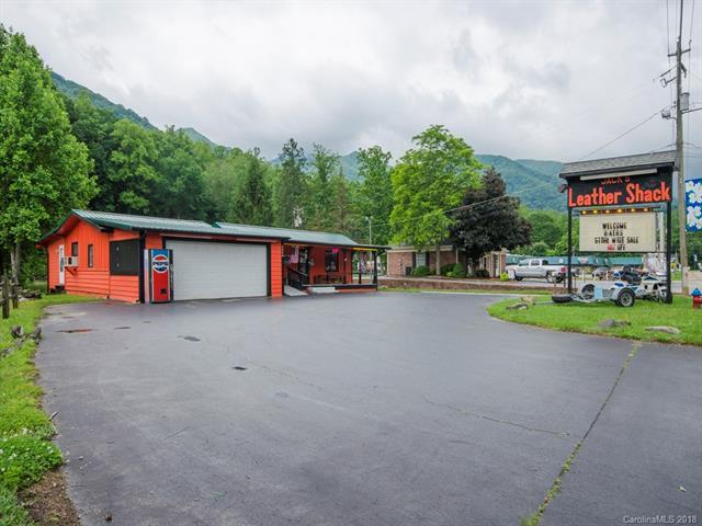 2427 Soco Road, Maggie Valley, NC 28751 (#3398537) :: Odell Realty