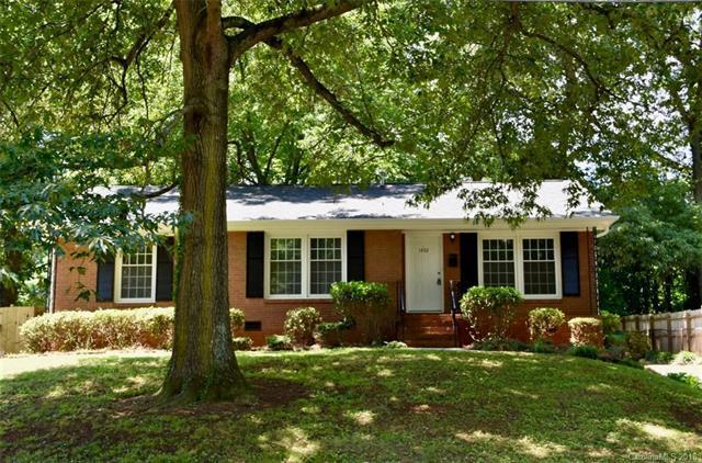 1432 Tarrington Avenue, Charlotte, NC 28205 (#3398633) :: Century 21 First Choice