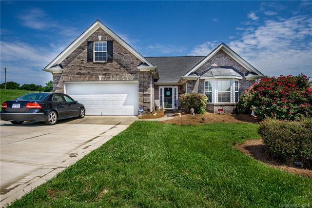 3107 Roberta Woods Drive, Concord, NC 28027 (#3398714) :: The Ramsey Group