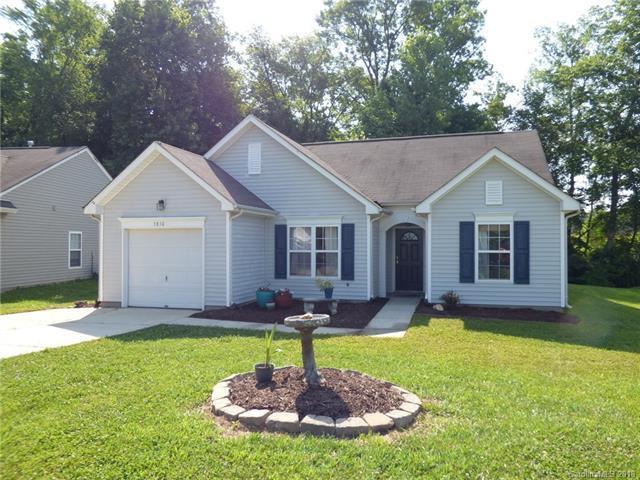 5830 Shining Oak Lane, Charlotte, NC 28269 (#3398780) :: Stephen Cooley Real Estate Group
