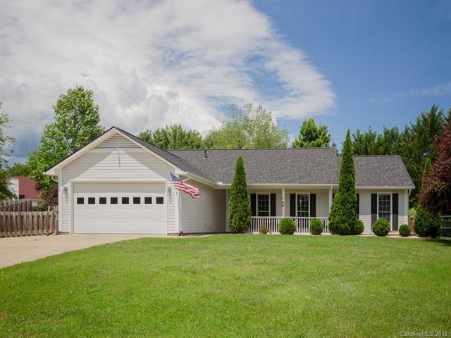 1104 Rosebriar Court, Fletcher, NC 28732 (#3398983) :: Stephen Cooley Real Estate Group