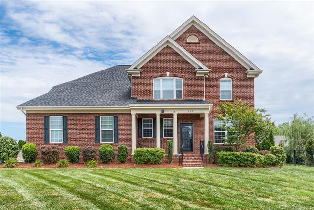 309 Fir Place Court, Weddington, NC 28104 (#3399166) :: High Performance Real Estate Advisors