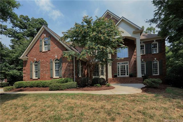 12678 Overlook Mountain Drive, Charlotte, NC 28216 (#3399181) :: Odell Realty Group