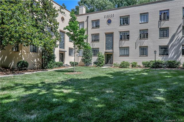 1121 Myrtle Avenue #45, Charlotte, NC 28203 (#3399272) :: Odell Realty Group