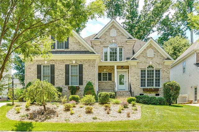 14206 Dryburgh Circle, Huntersville, NC 28078 (#3399301) :: Odell Realty Group