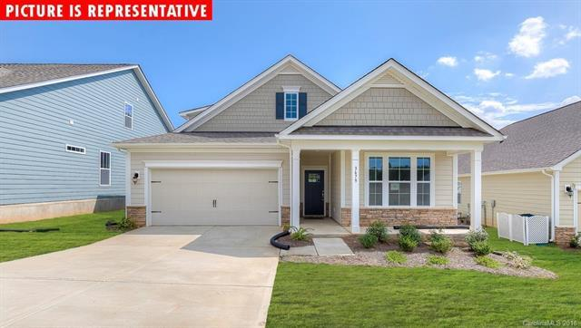 7838 Fountaingrass Lane #154, Sherrills Ford, NC 28673 (#3399304) :: Odell Realty Group
