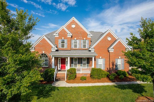 9416 Leyton Drive, Harrisburg, NC 28075 (#3399327) :: The Sarver Group