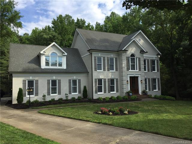 3201 Providence Branch Lane, Charlotte, NC 28270 (#3399347) :: Odell Realty Group