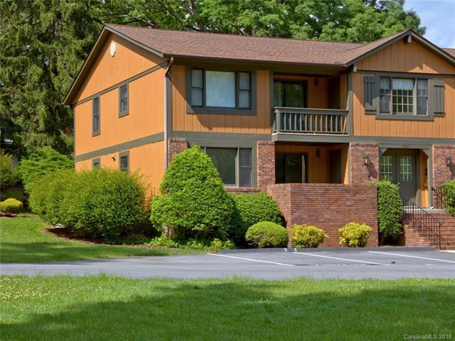 1755 Haywood Manor Road 14A, Hendersonville, NC 28792 (#3399401) :: Puffer Properties