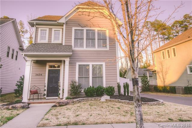 3434 Richards Crossing, Fort Mill, SC 29708 (#3399443) :: Odell Realty Group