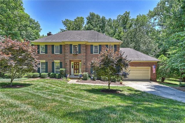 10023 Whitethorn Drive, Charlotte, NC 28277 (#3399460) :: Odell Realty Group