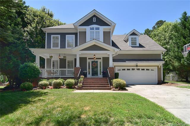 7336 Cascading Pines Drive, Tega Cay, SC 29708 (#3399482) :: Miller Realty Group