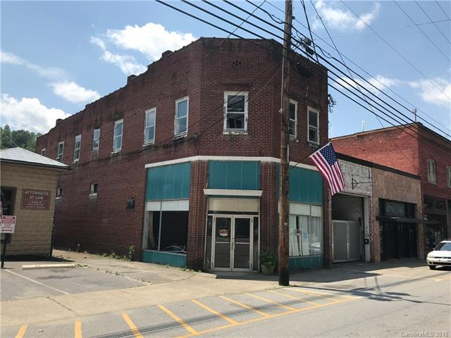 25 N Main Street, Marshall, NC 28753 (#3399585) :: Caulder Realty and Land Co.