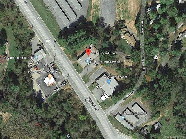 1426 Brevard Road, Asheville, NC 28806 (#3399586) :: Puffer Properties