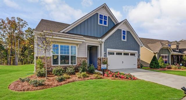 2014 Arezzo Court #16, Waxhaw, NC 28173 (#3399602) :: Odell Realty Group
