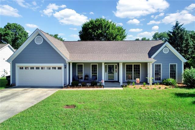 13617 Merton Woods Lane, Charlotte, NC 28273 (#3399878) :: Odell Realty Group