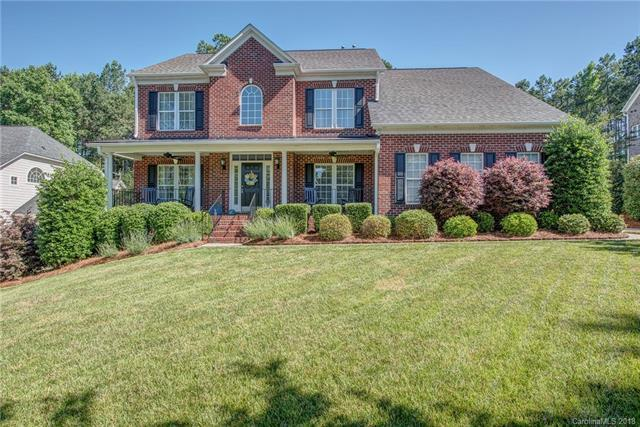 313 Woodward Ridge Drive, Mount Holly, NC 28120 (#3399880) :: The Andy Bovender Team