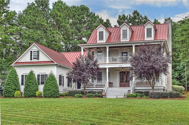 472 Agnew Road, Mooresville, NC 28117 (#3399938) :: Odell Realty Group