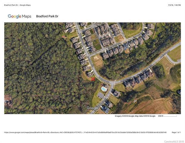11820 Bradford Park Drive #38, Davidson, NC 28036 (#3399988) :: RE/MAX Four Seasons Realty