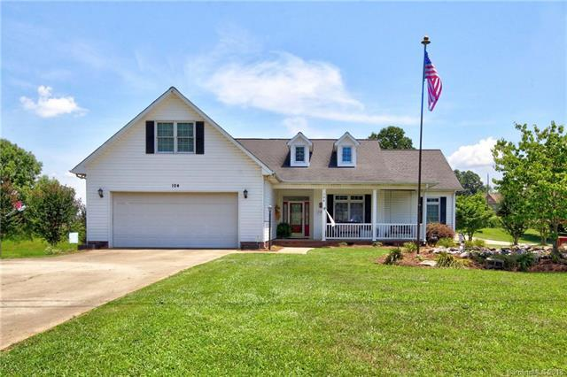 104 Bayfield Road, Troutman, NC 28166 (#3400009) :: LePage Johnson Realty Group, LLC