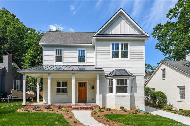 2429 Chesterfield Avenue, Charlotte, NC 28205 (#3400064) :: Stephen Cooley Real Estate Group