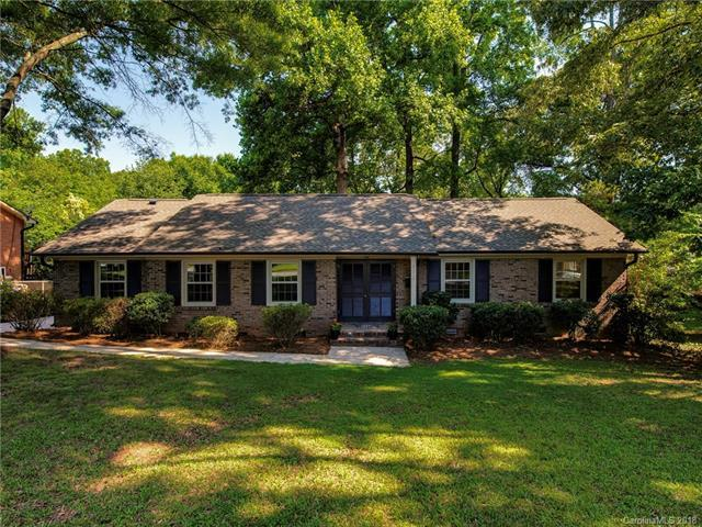 4113 Folkston Drive, Charlotte, NC 28205 (#3400094) :: Stephen Cooley Real Estate Group