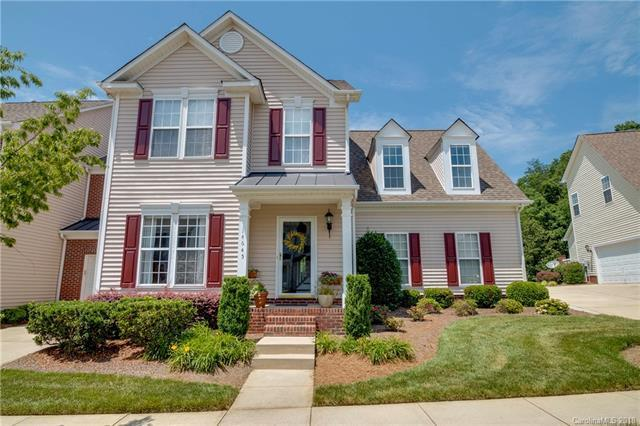 14645 Greenpoint Lane, Huntersville, NC 28078 (#3400098) :: Stephen Cooley Real Estate Group