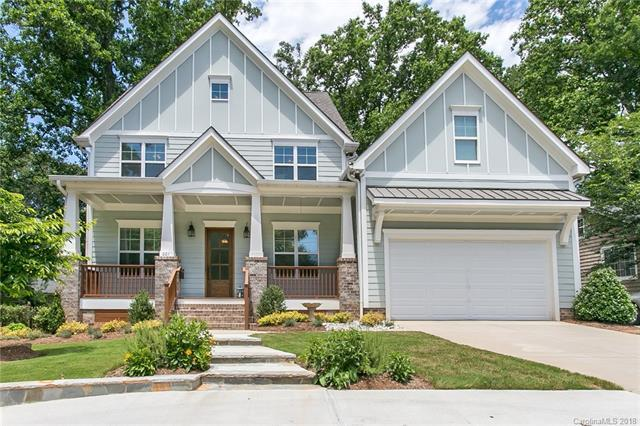 661 Ideal Way #6, Charlotte, NC 28203 (#3400236) :: High Performance Real Estate Advisors