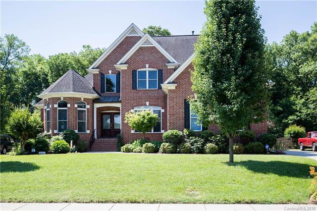 4002 Morris Burn Drive, Concord, NC 28027 (#3400290) :: Stephen Cooley Real Estate Group