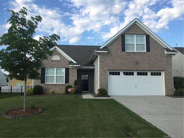 1022 Green Terra Road, Indian Trail, NC 28079 (#3400337) :: Odell Realty Group