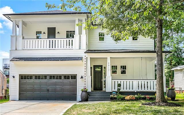 2417 Pinckney Avenue, Charlotte, NC 28205 (#3400347) :: Odell Realty Group
