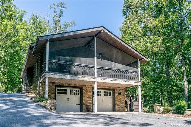 86 Carolina Hills Drive, Horse Shoe, NC 28742 (#3400422) :: Puffer Properties
