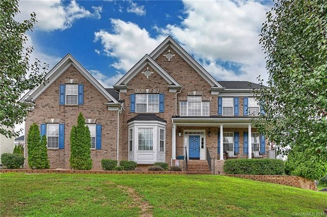 7938 Heatherstone Drive, Harrisburg, NC 28075 (#3400471) :: High Performance Real Estate Advisors