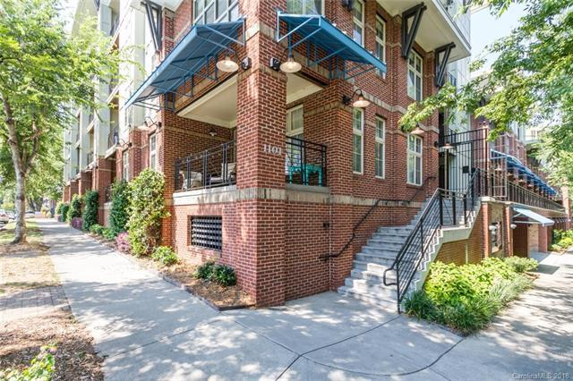 1101 W 1st Street #123, Charlotte, NC 28202 (#3400539) :: Caulder Realty and Land Co.