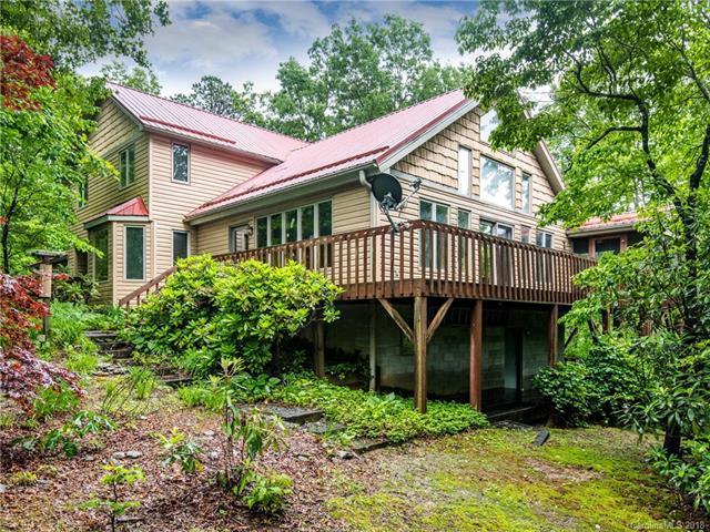 49 W View Road, Brevard, NC 28712 (#3400559) :: High Performance Real Estate Advisors
