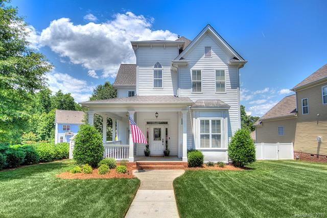 185 Water Oak Drive, Mooresville, NC 28117 (#3400563) :: Roby Realty