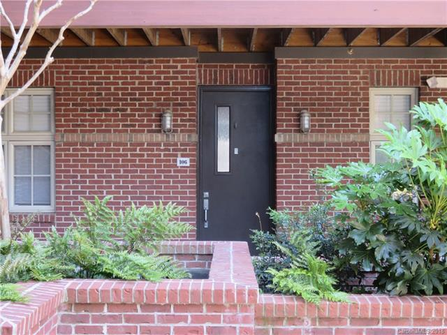 1101 W 1st Street #106, Charlotte, NC 28202 (#3400571) :: Miller Realty Group